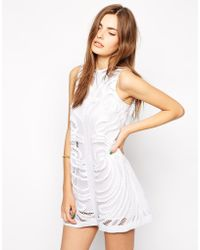 Finders Keepers We Are Nowhere Dress - Lyst