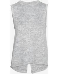 Rag & Bone Nicole Cross Back Tank - Lyst