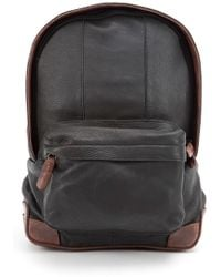 Will Leather Goods 'Delilah' Deerskin Leather Backpack - Lyst