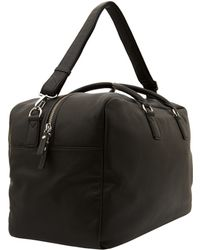 Marc By Marc Jacobs - Black Weekender Leather Bag - Lyst