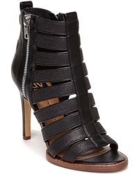 Dv By Dolce Vita Shani Leather Opentoe Gladiator Sandals - Lyst