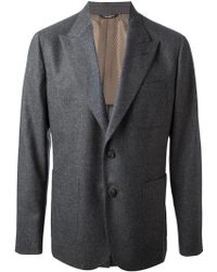Dolce & Gabbana Two Button Blazer - Lyst
