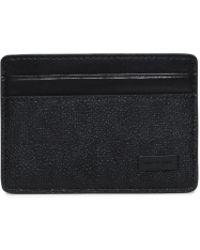 08071ec5206829 michael kors mens jet set signature pvc mini tablet case black ...