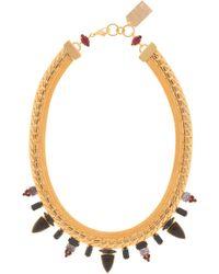 Lizzie Fortunato Jewels Souks Of Marrakech Necklace - Lyst