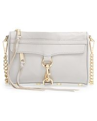 Rebecca Minkoff 'Mini Mac' Convertible Crossbody Bag - Lyst
