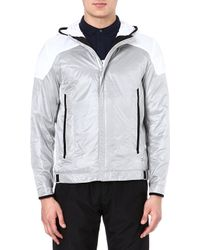 Hugo Boss Nylon Jacket with Hood - Lyst