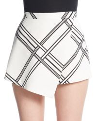 Keepsake - Begin Again Skort - Lyst