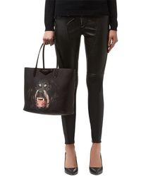 Givenchy Small Antigona Rottweiler Shopper - Lyst