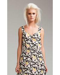 Temperley London Long Louis Print Dress - Lyst