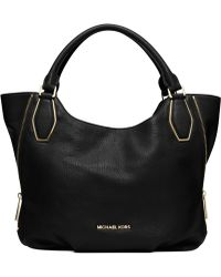 Michael Kors - Michael Vanessa Medium Shoulder Tote - Lyst