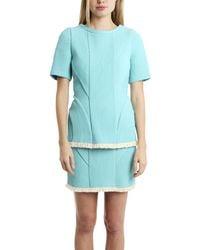 3.1 Phillip Lim Corded T-Shirt - Lyst