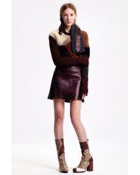 CALVIN KLEIN 205W39NYC - Wool-blend Sweater - Lyst
