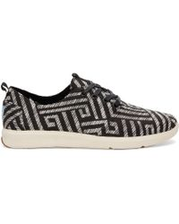 Toms Cultural Woven Men'S Viaje Sneaker - Lyst