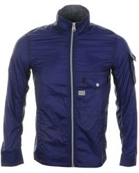 G-star Raw Snipe Overshirt Jacket Ballpen - Lyst