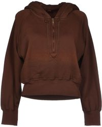Belstaff Brown Sweatshirt - Lyst