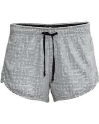 H&M Yoga Shorts - Lyst