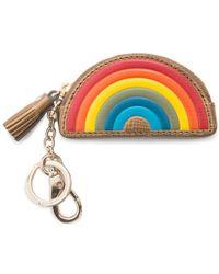 Anya Hindmarch   Rainbow Coin Purse   Lyst