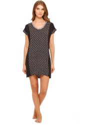 DKNY Graphic Avenue Sleep Shirt - Lyst