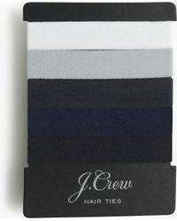 J.Crew | Elastic Hair Tie Pack | Lyst