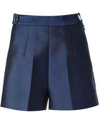 Viktor & Rolf Structured Shorts - Lyst