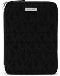 Michael Kors - Jet Set Men's Logo Mini Tablet Case - Lyst