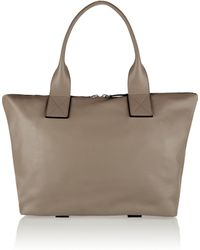 Alexander McQueen East West Leather Tote - Lyst