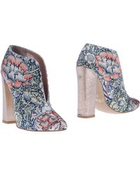 Just Cavalli Shoe Boots - Lyst