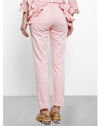 Simone Rocha - Jake Jeans With Ruffle Pockets - Lyst