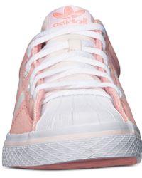 Adidas zapatilla  mujer 's High Tops & formadores Lyst pagina 68
