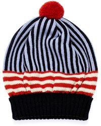 Margot & Me - Knit Hat Jamie - Lyst