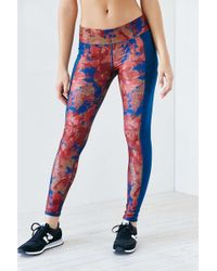 Without Walls - Low-rise Etta Floral Cropped Legging - Lyst