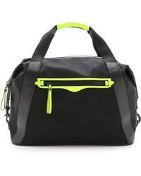 Rebecca Minkoff - Subway Bag - Black Multi - Lyst