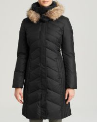 Marc New York Coat  Misty Chevron Quilted - Lyst