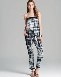 Velvet By Graham & Spencer - Jumpsuit Bali Tie Dye - Lyst