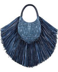 Barbara Bonner - Small Lilth Cotton Shoulder Bag - Lyst