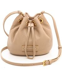 Marc By Marc Jacobs Too Hot To Handle Mini Drawstring Bag Turkish Tile - Lyst