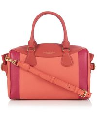 Burberry Prorsum - Bee Hand-Painted Leather Mini Tote - Lyst