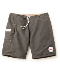 Apolis Nylon Swim Trunks - Lyst