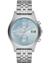 Marc By Marc Jacobs 38Mm Ferus Stainless Chronograph Watch - Lyst