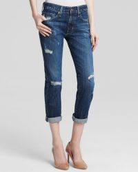 James Jeans - Neo Beau Slouchy Fit Boyfriend In Indio - Lyst