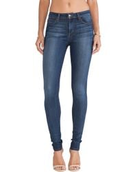 Joe's Jeans Mid Rise Skinny - Lyst