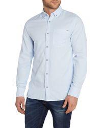 Jack & Jones - Long Sleeve Oxford Shirt - Lyst