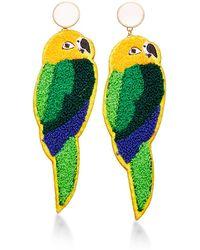 Masterpeace Parrot Earrings - Lyst