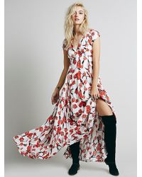Free People Opal Sunday Maxi - Lyst