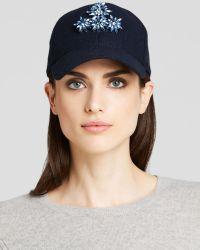 August Accessories - Brooch Baseball Hat - Lyst