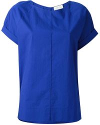 Forte Forte Boxy Top - Lyst