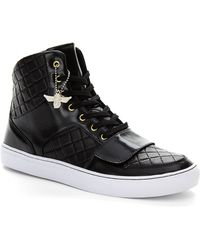 Creative Recreation Black Cesario X Quilted Sneakers - Lyst