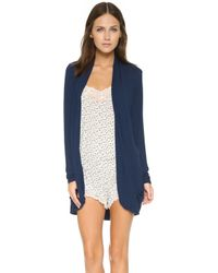 Fleur't - Lounge With Me Robe - Lyst