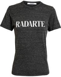 Rodarte Radarte T-shirt - Lyst