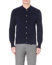 Slowear Knitted Cotton Cardigan - For Men - Lyst